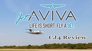 Aircraft Review: Citation CJ4 Walk Around
