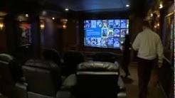 Home Automation, Smart Home Setup, Theater Rooms - Custom Audio Visual Setup