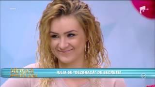 """Iulia: """"Andrei mi-a propus să facem sex în debara!"""""""