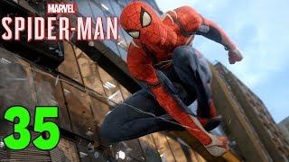 EPICKA AKCJA Z CIĘŻARÓWKĄ - Marvel's Spider-Man #35