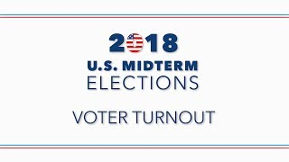 How voter turnout could affect the 2018 midterm elections