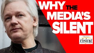 Glenn Greenwald: Why The Media Is SILENT On Julian Assange's Trial