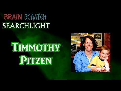 Timmothy Pitzen On BrainScratch Searchlight