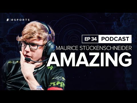 """Amazing on why Doublelift is the """"Western Hope"""" at Worlds, Faker vs. PraY and coaching in LoL"""