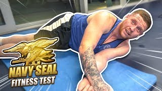 I Attempted The Navy Seal Fitness Test