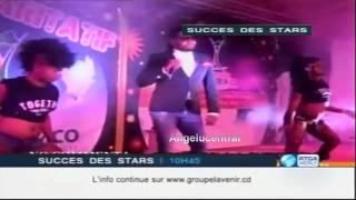 Ferre Gola en concert au Burkina Faso