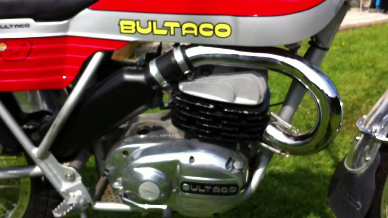 Bultaco Sherpa T 1974 325cc trials bike