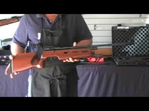 Tech Force 79 Competition Air Rifle by The 'Airgun' Guru | FunnyCat TV