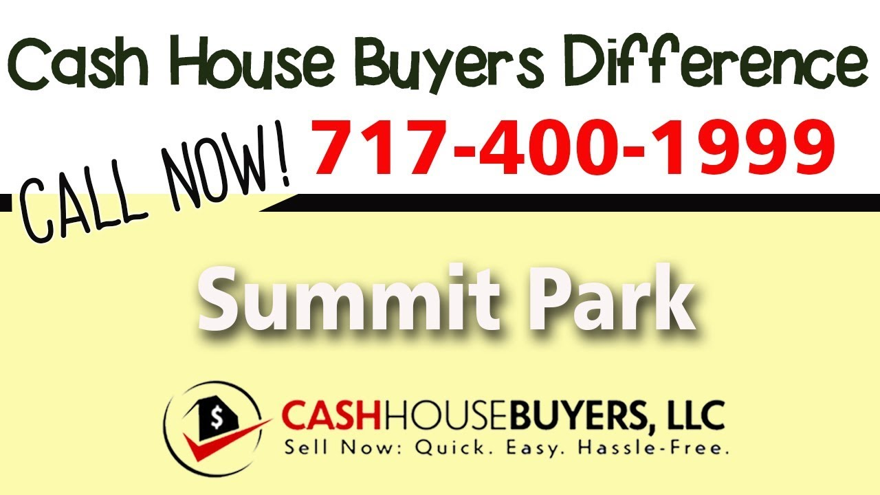 Cash House Buyers Difference in Summit Park Washington DC | Call 7174001999 | We Buy Houses