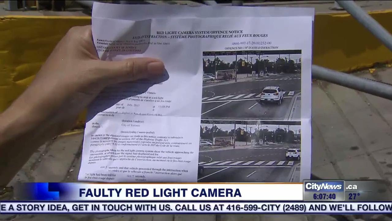 Toronto Man Says He Received $325 Ticket After Making Legal Turn Amazing Pictures