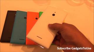 Nokia XL Color Comparison Review, Price and Availability