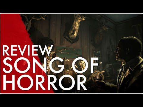 SONG OF HORROR (EP1 al 5) - ANÁLISIS / REVIEW - SIN SPOILERS