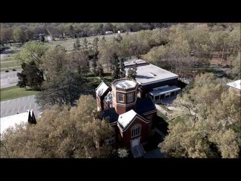 Drone Tour - Gaffney, South Carolina