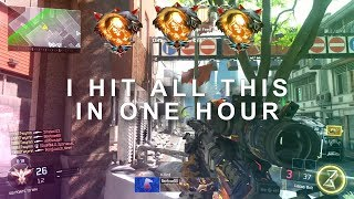 My Most INSANE Hour of BO3