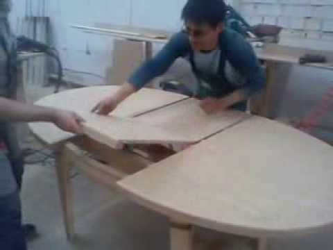 Каталог раскладных обеденных столов из натурального дерева в интернет магазине мебель-арт. Широкий ассортимент круглых, раскладных, кухонных, деревянных столов для приема гостей. Самая низкая цена, гарантия качества, быстрая доставка по николаеву.