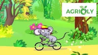 Cây bút thần kỳ - Tập 6 - Chú chuột lí lắc