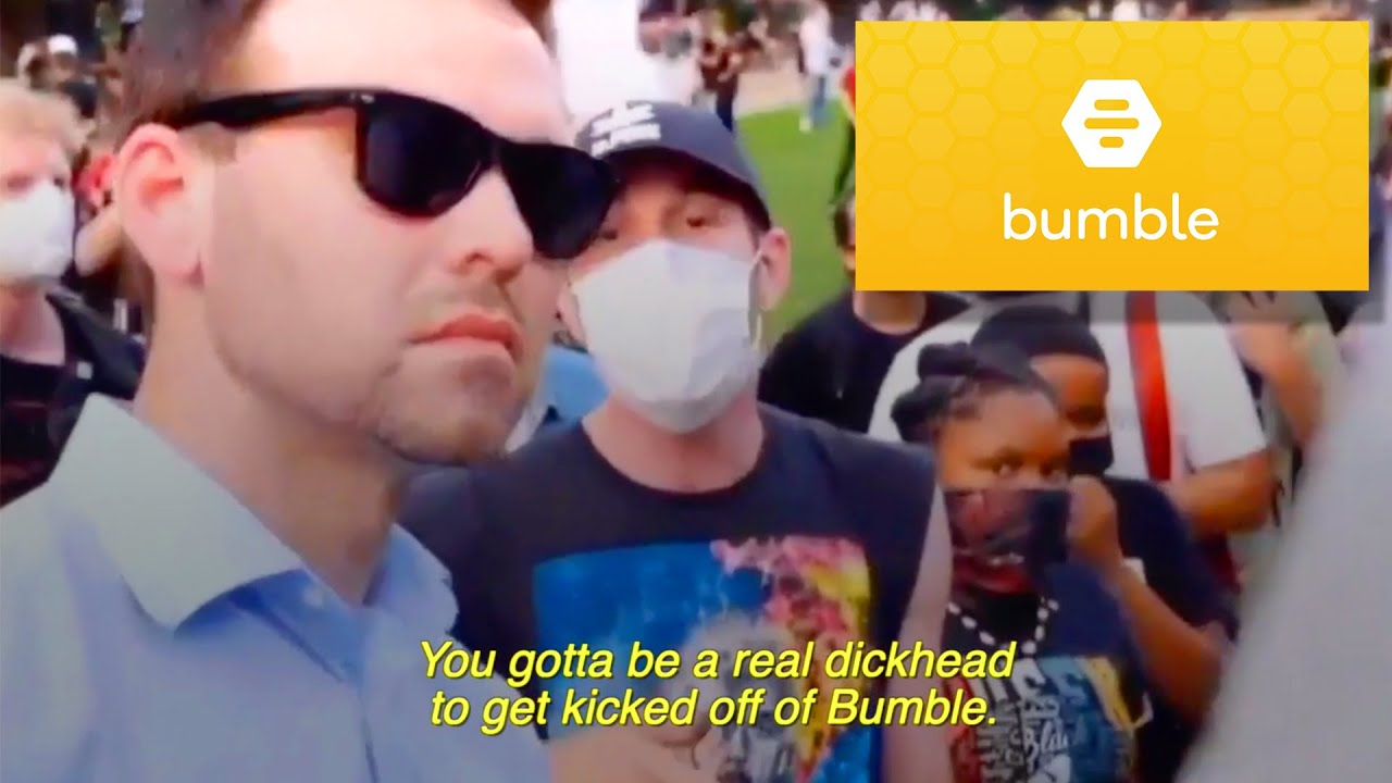 White supremacist Jack Posobiec caught cheating on wife on Bumble