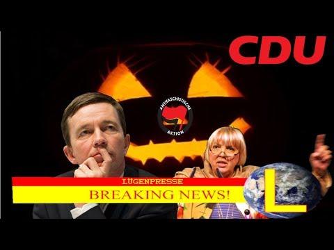 Von der rechten CDU, Meinungsfreiheit und anderer Grusel |Halloween-Special