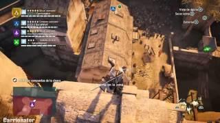 Assassin's Creed Unity - Parkour Fail