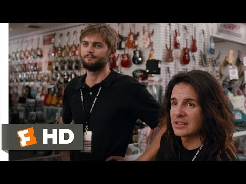 Extract (1/11) Movie CLIP - Sam Ash Music Store (2009) HD