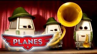 PLANES - Franz' Song - Disney