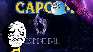 La gran mentira de Capcom: Resident Evil 6