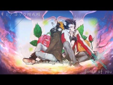 【狼音アロNova-Power-】キミノヨゾラ哨戒班×Sense of you【マッシュアップ】