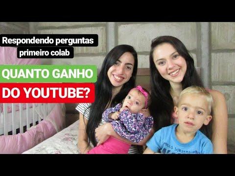 JÁ GANHO DINHEIRO DO YOUTUBE ? Primeiro colab Feat. Naara Beatriz