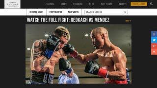 Redkach vs Mendez FULL FIGHT: May 2, 2017 - PBC on FS1