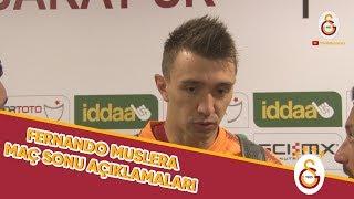 Fernando Muslera'nın Maç Sonu Açıklamaları #GSvKYS