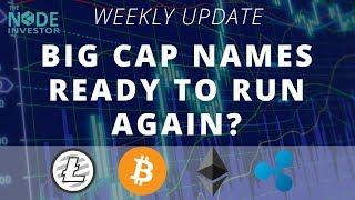 Are Big Cap Alts Ready to Run?  Weekly Market Recap
