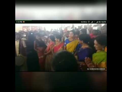 Putta Madhu Dancing At Etela Rajender Son's Nithin Wedding