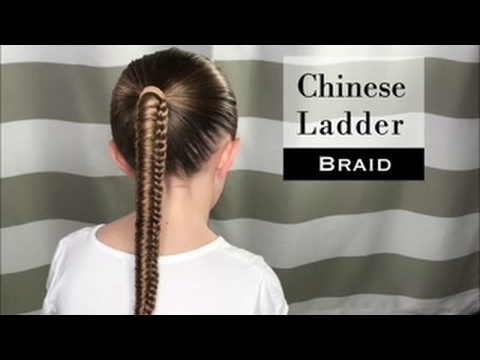 Chinese Ladder Braid By Holster Brands Youtube