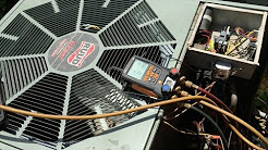 HVAC: Ruud Freon Leak Repair