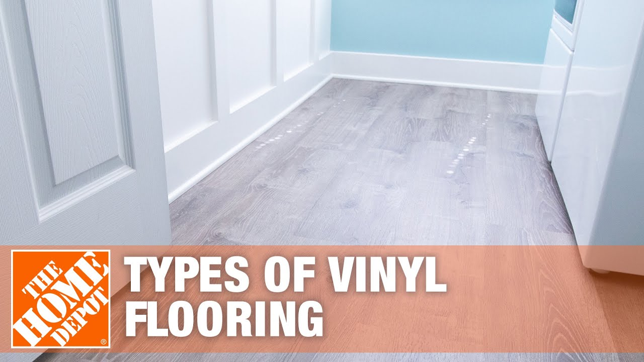 Which Vinyl Flooring Should I Choose? - YouTube