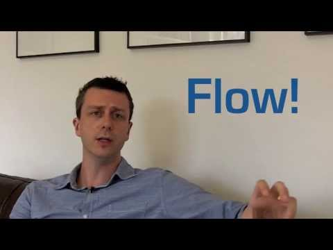 Be More Creative, Productive and Charismatic through 'Flow'