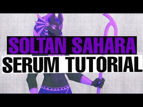 "Soltan - ""Sahara"" Drop Synth Serum Tutorial"
