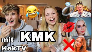 ER will mich ******?😳 - Kiss, Marry, Kill mit Nathan KekseTV