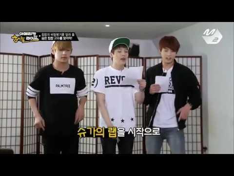 BTS(Jungkook & V & Suga) - Oh Happy Day [American Hustle Life]