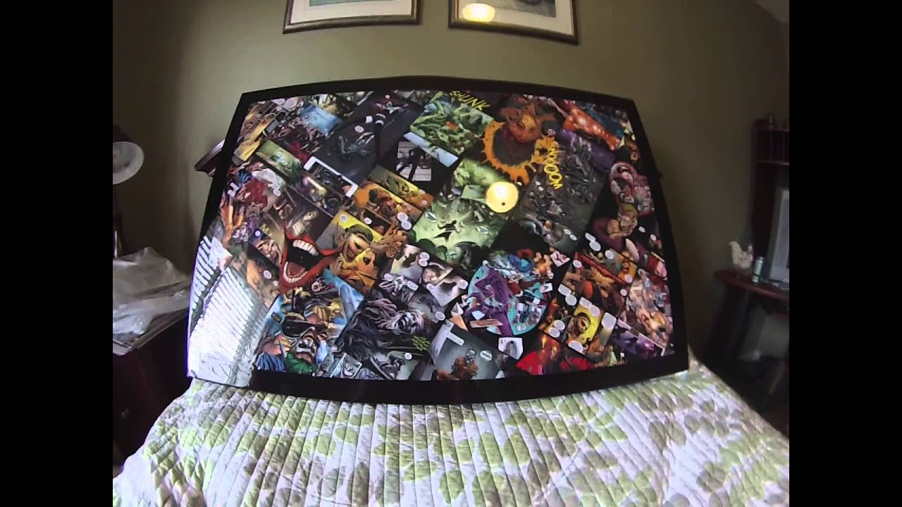 comic book furniture. Custom Comic Book Furniture Gotham Unlimited Contest Winnings YouTube