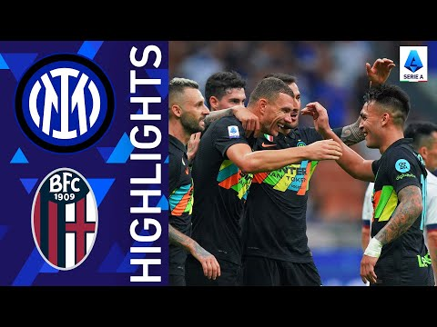 Inter Bologna Goals And Highlights