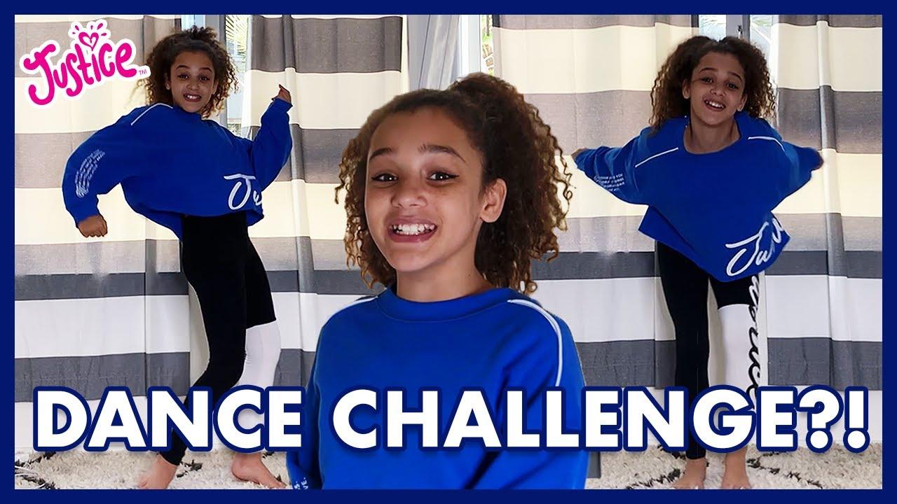 DANCE CHALLENGE?! | CORINNE JOY