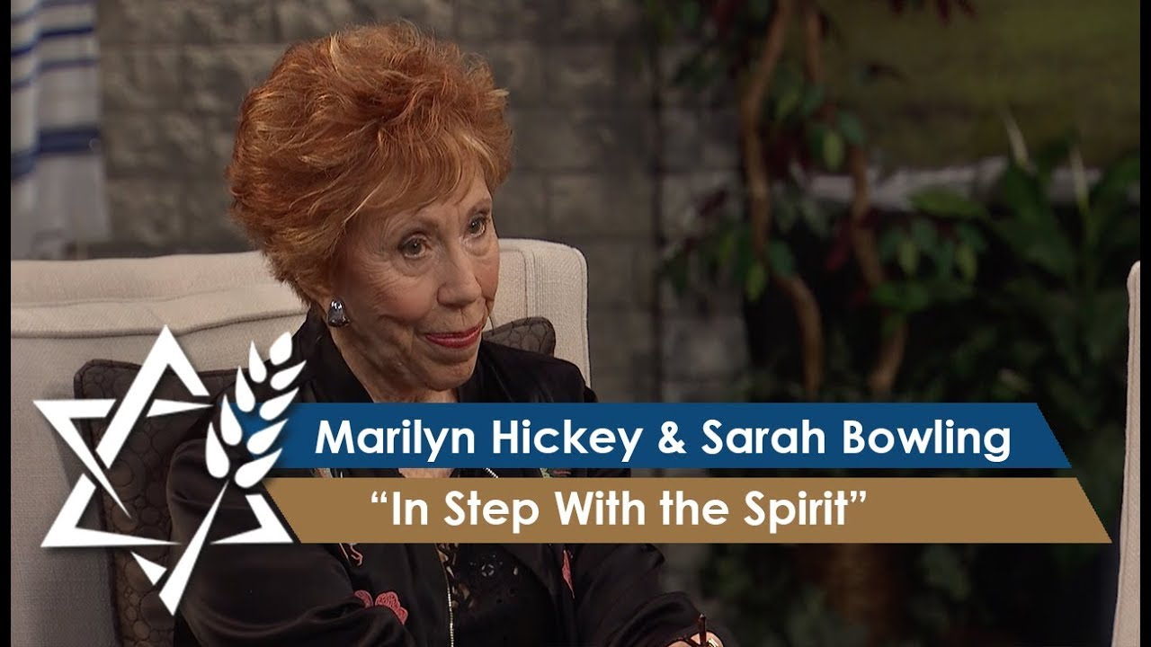 Marilyn Hickey & Sarah Bowling | In Step with the Spirit