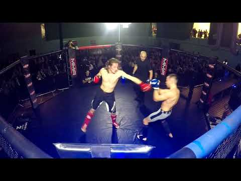 Ultra MMA | Aldershot | Thomas Cruikshank VS Elliot Langridge