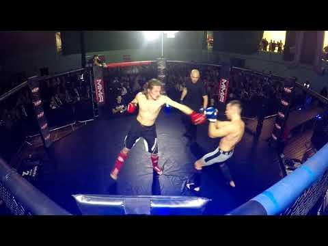 Ultra MMA  Aldershot  Thomas Cruikshank VS Elliot Langridge