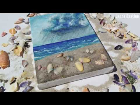 Beach Painting! (Experiment)