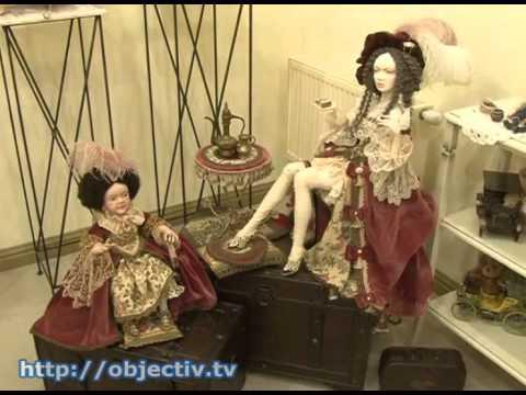 Модная кукла - своими руками