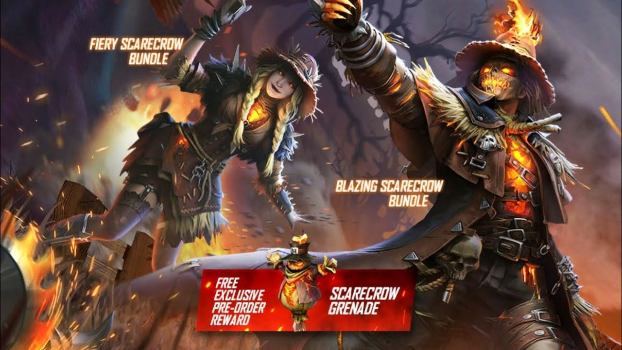 Wildland Walkers | Official Review | Garena Free Fire