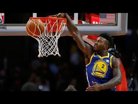 NBA Rookies Best Dunks 2017-2018 Part 2