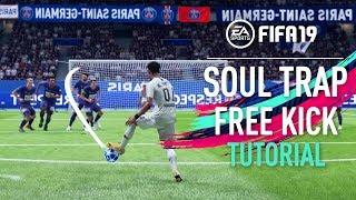 FIFA 19 | Soul Trap Free Kick Tutorial [PS4/XBOX ONE]